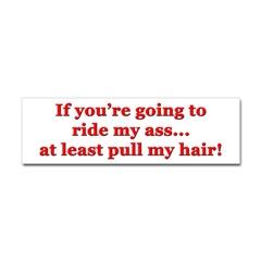 pull my hair