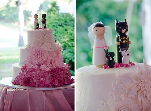 Batman and Bride..